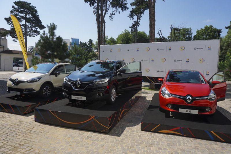 Renault Olimpic - COSR