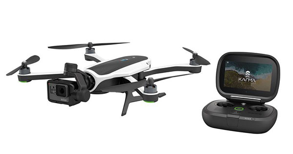 drona gopro karma