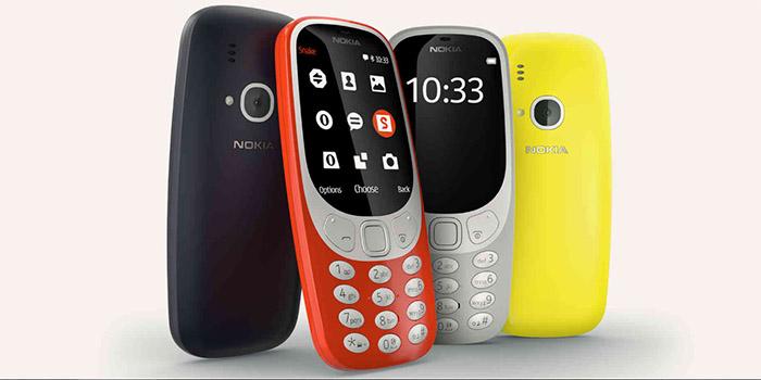 noul model nokia 3310 - 2017