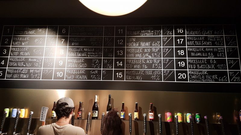 meniu mikkeller bucharest