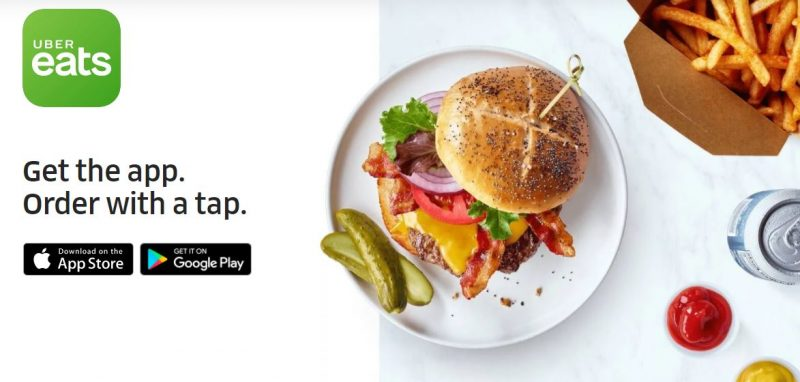lansare Uber Eats Romania