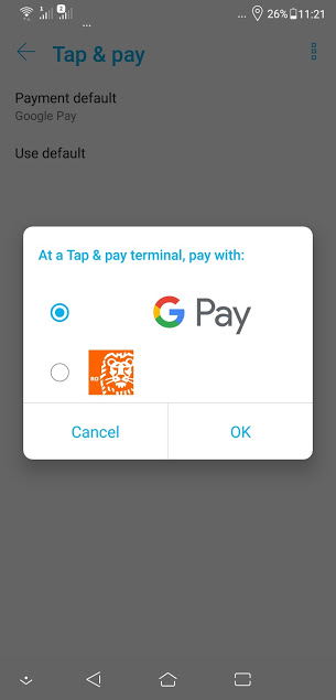 Google Pay Romania