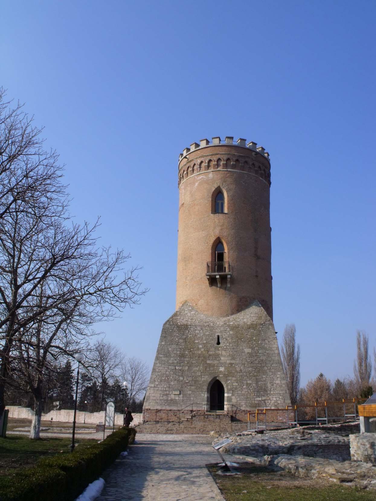 turnul chindiei