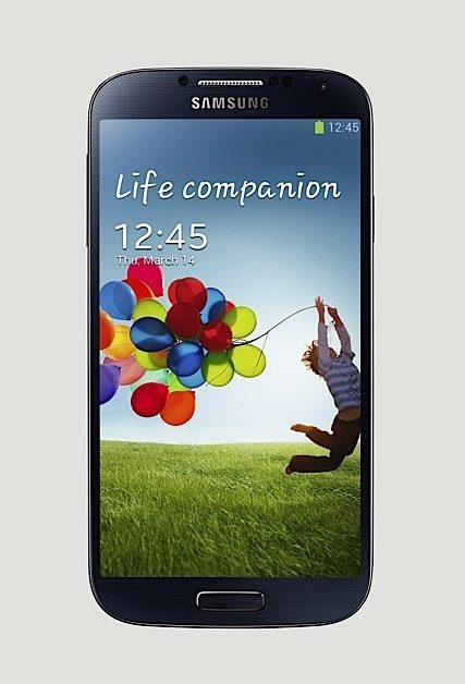 galaxy s4 featured