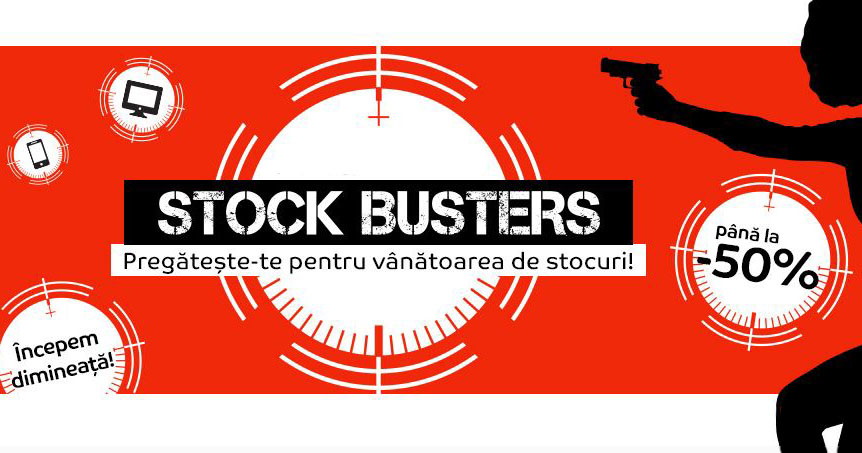 emag stock busters martie 2017