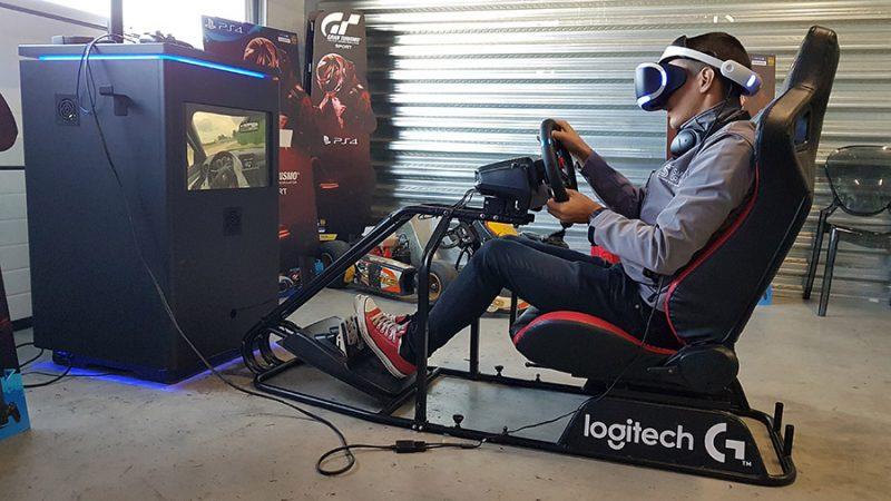 Gran Turismo Sport PlayStation VR