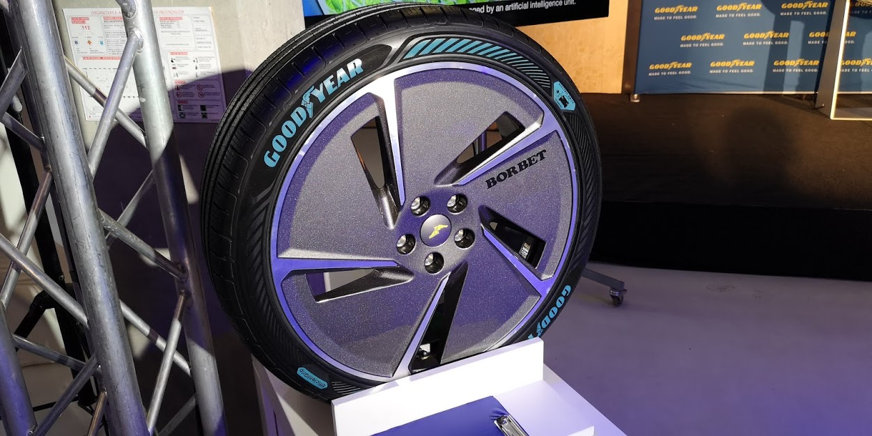 Goodyear EfficientGrip Performance România