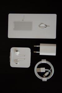 accesorii Iphone XS Silver