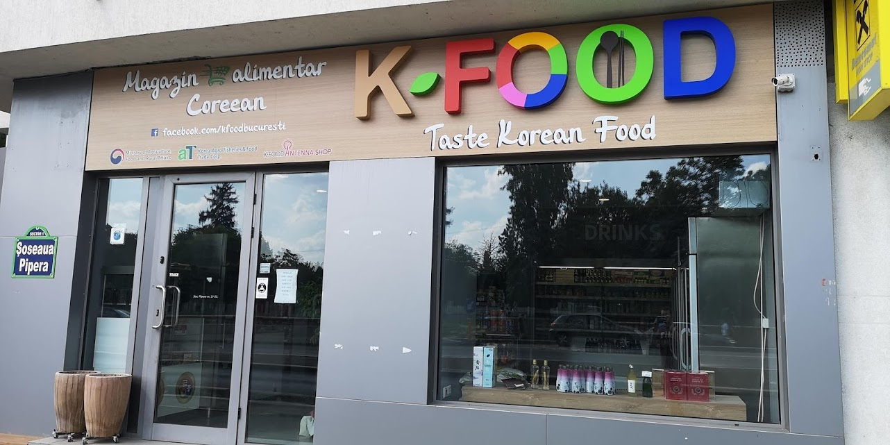magazin alimentar coreean k food