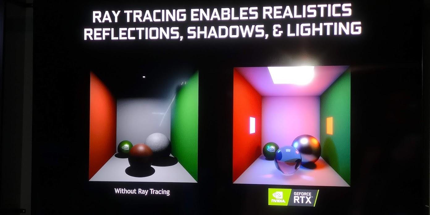 ray tracing nvidia