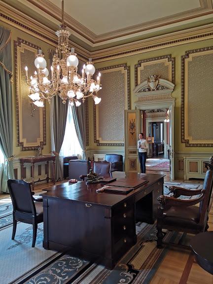 cabinetul guvernatorului BNR