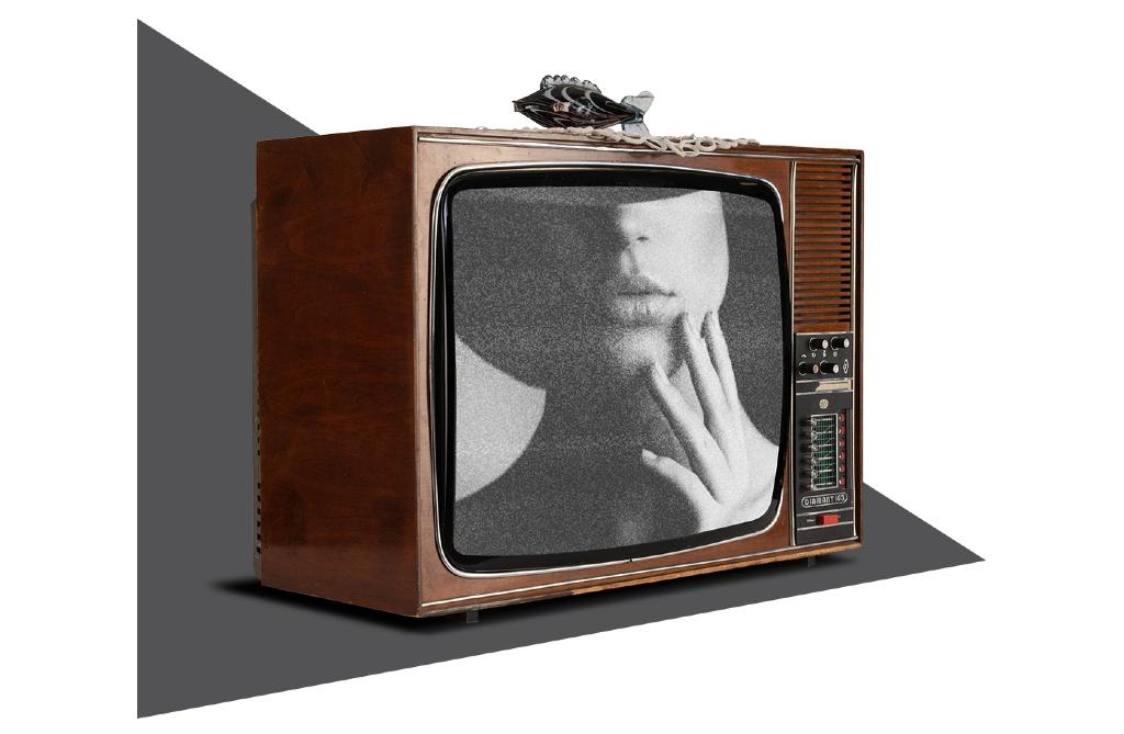 tv românesc diamant vechi