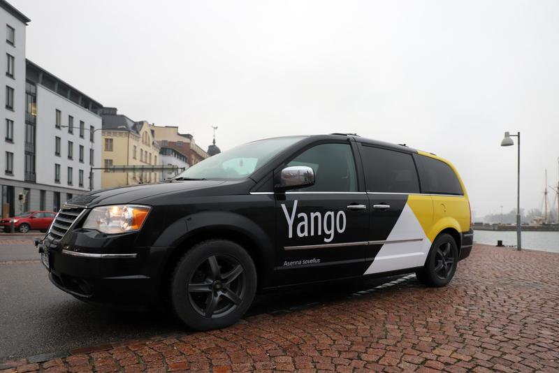 Yango Taxi