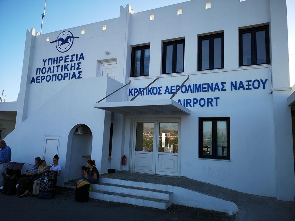 aeroport Naxos