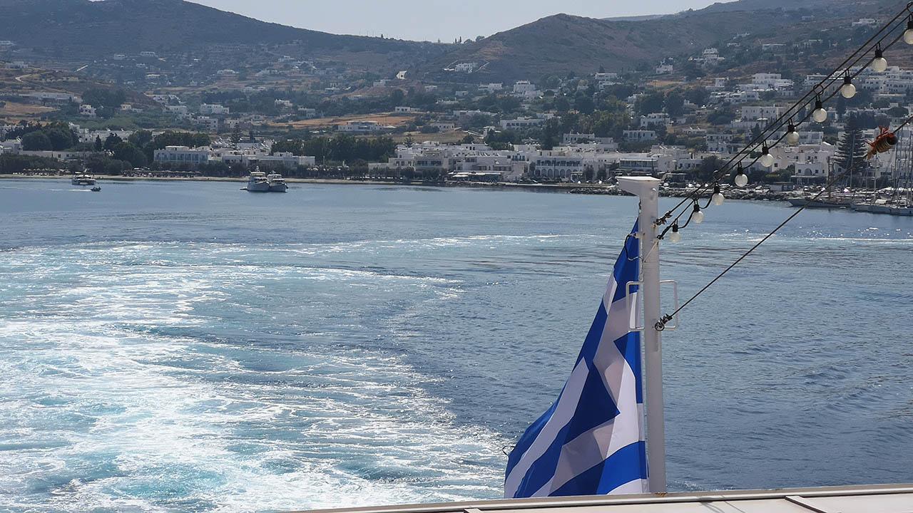 feribot Naxos