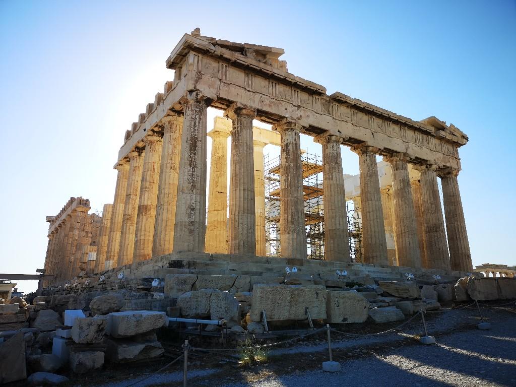 Partenon Atena