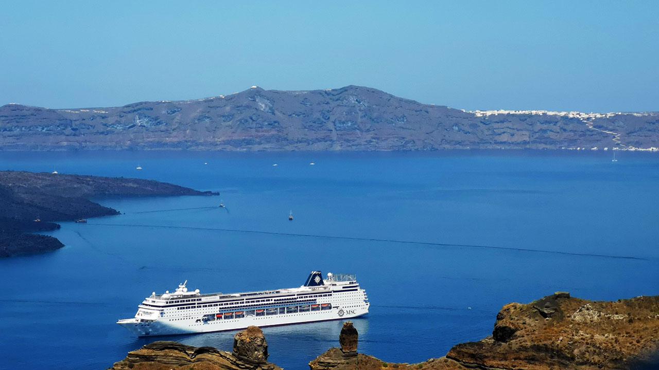 Grecia - vacanță Santorini 2019