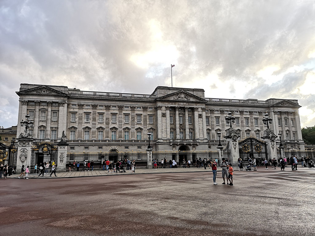 Londra Buckingham