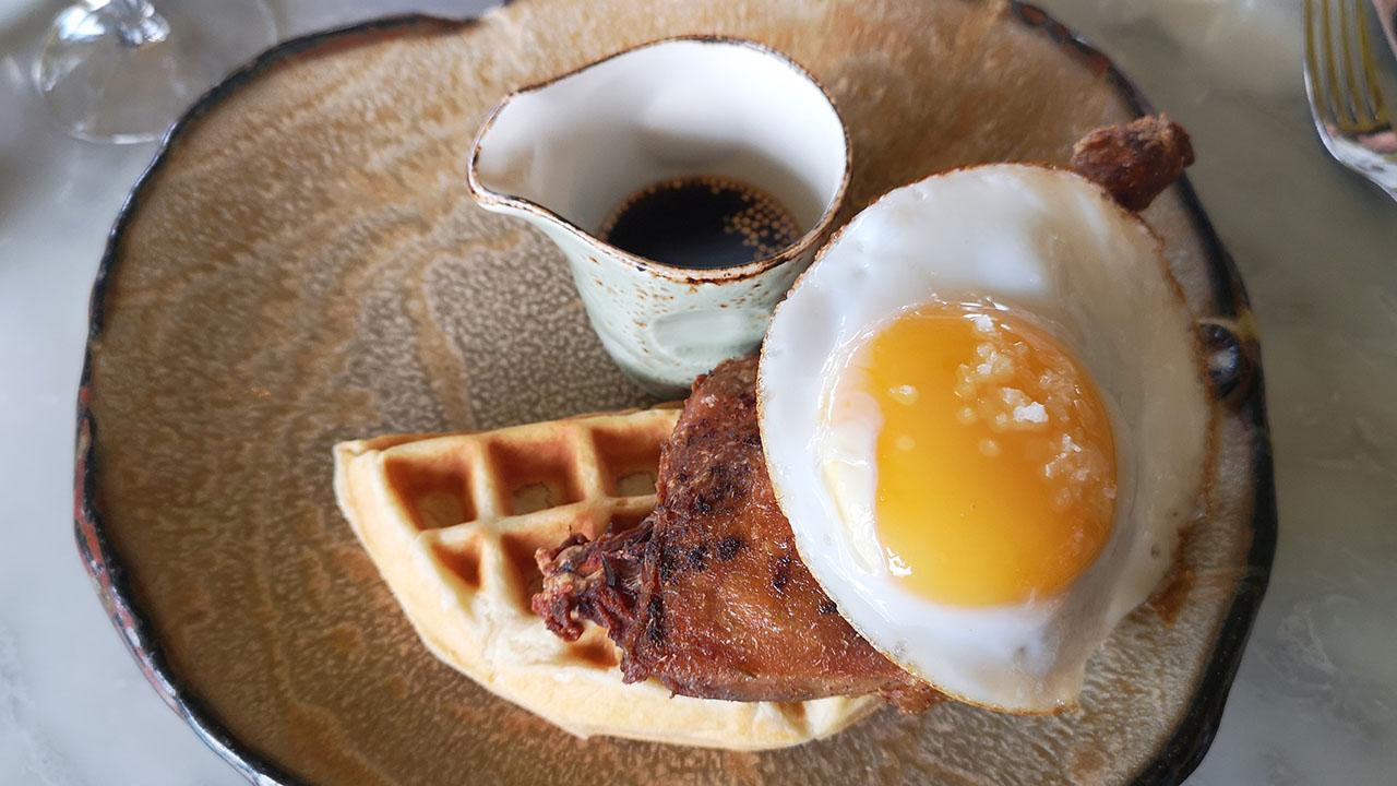 londra duck & waffle