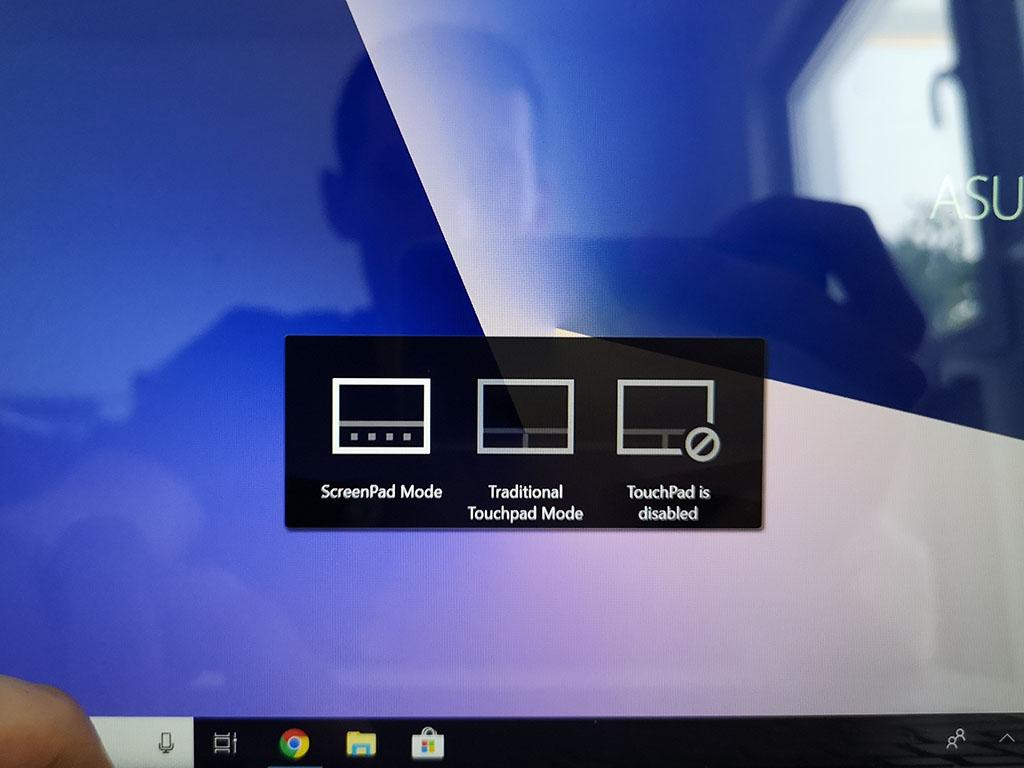 screenpad asus zenbook 14 ux434fn