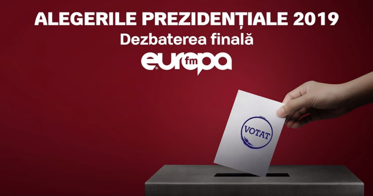 dezbatere alegeri europa fm