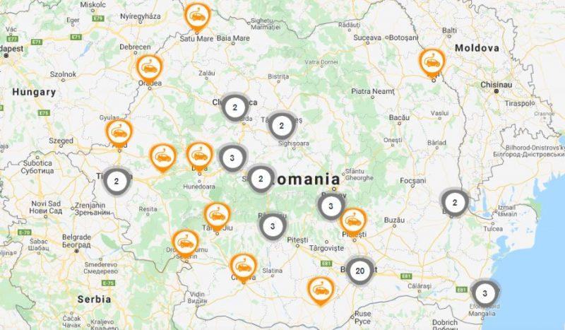 stații renovatio romania
