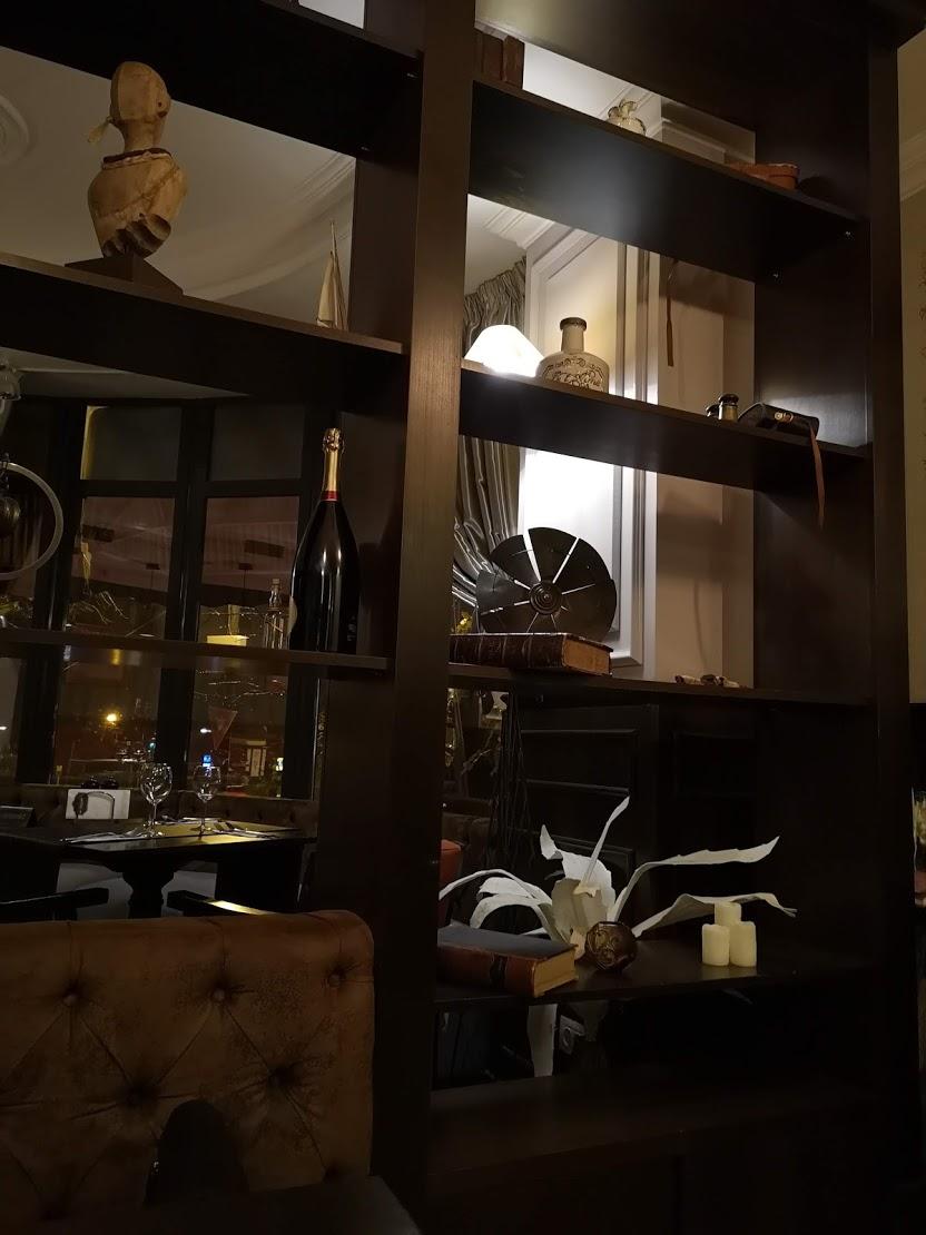 restaurant la samuelle herastrau