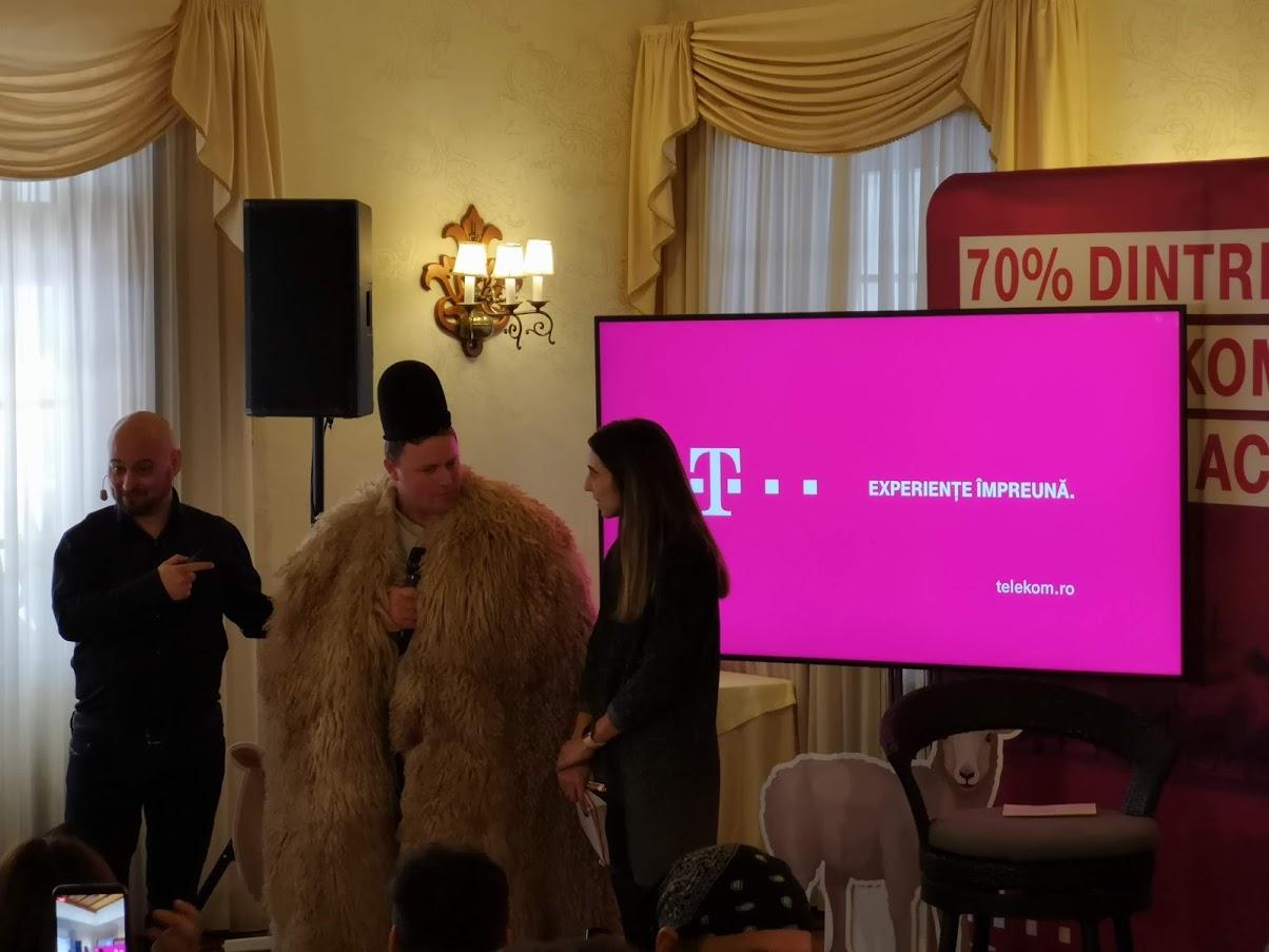 Ghiță Ciobanul Telekom