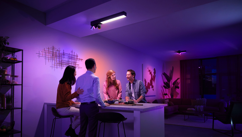 philips hue centris
