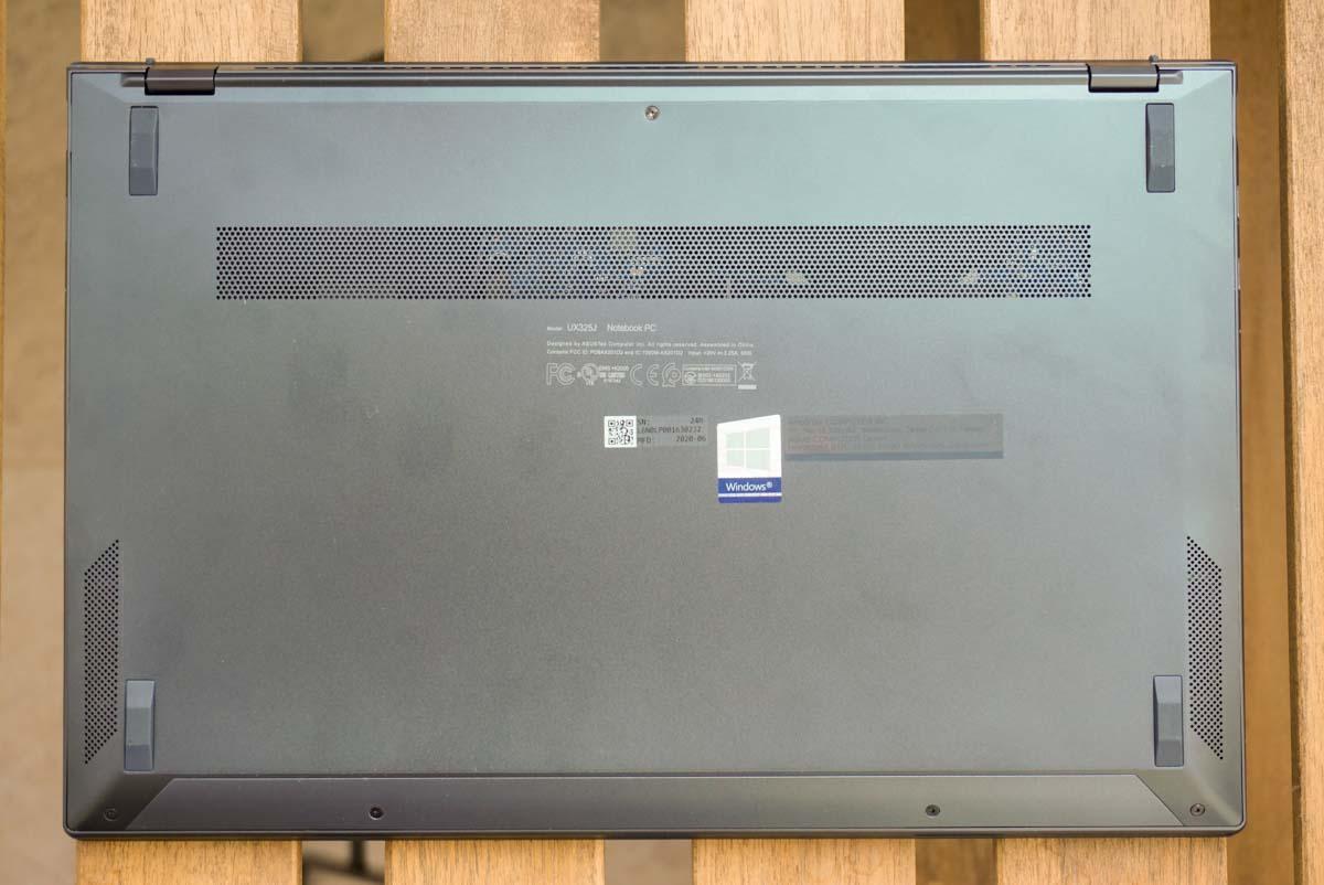 capac zenbook ux325j