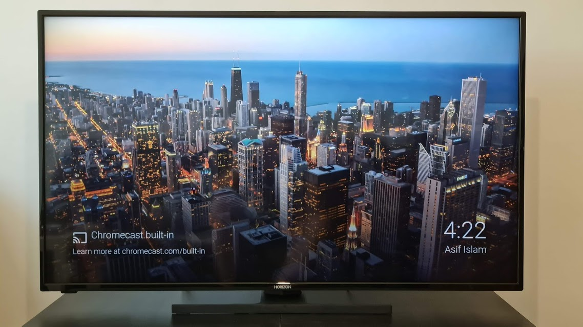 tv horizon android tv