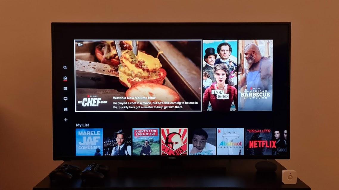 tv horizon android netflix