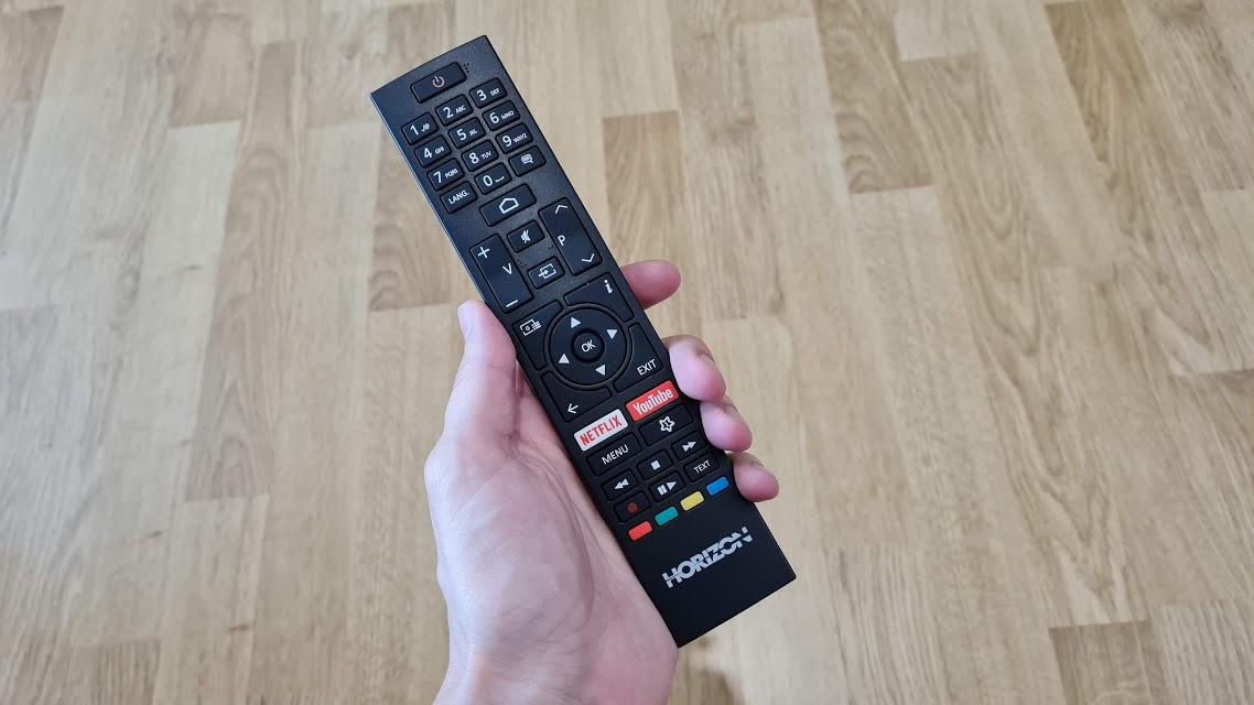 telecomandă horizon android tv