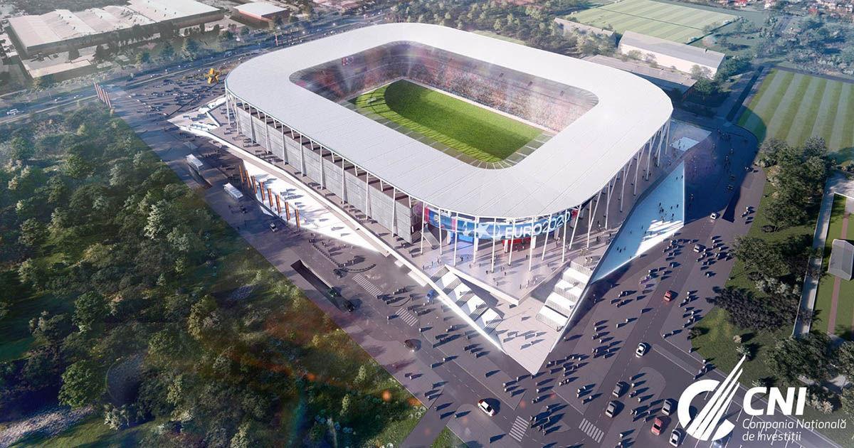 stadion steaua ghencea 2021