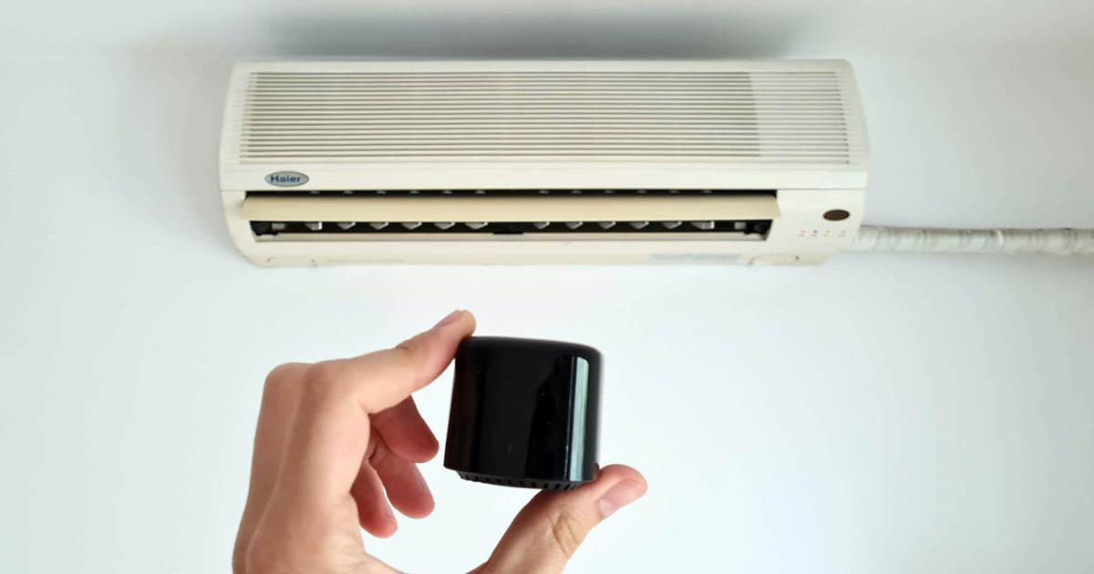 pornire aer condiționat vechi wifi