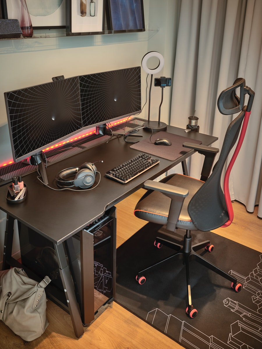mobilier ikea rog gaming